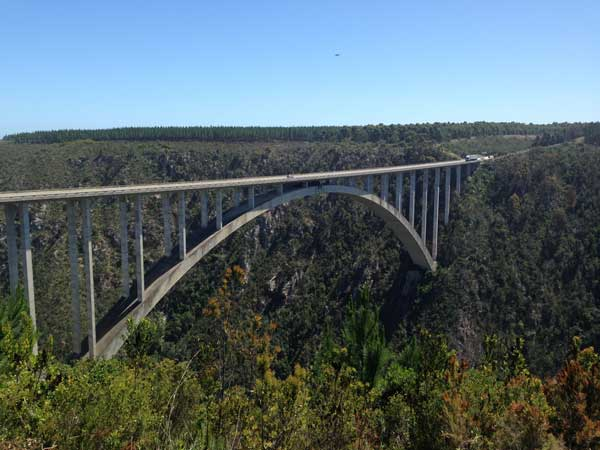 'The Bloukrans Bridge'